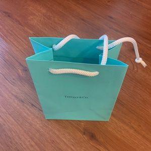 New Tiffany Shopping Bag